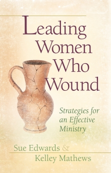 Leading Women Who Wound Book Cover
