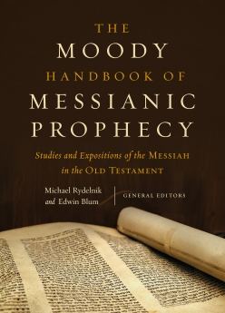 The Moody Handbook of Messianic Prophecy Book Cover