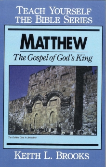 Matthew- Teach Yourself the Bible Series