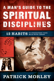A Man's Guide to the Spiritual Disciplines Book Cover