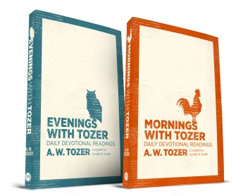 Mornings and Evenings with Tozer: Two-Book Set