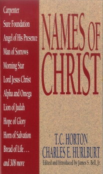 Names Of Christ Book Cover