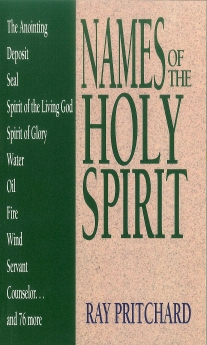 Names of the Holy Spirit Book Cover