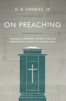 On Preaching Book Cover