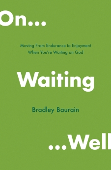 On Waiting Well Book Cover