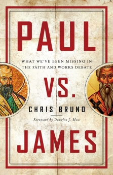 Paul vs. James Book Cover