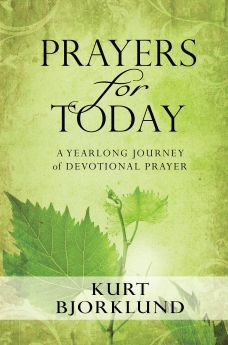 Prayers for Today Book Cover