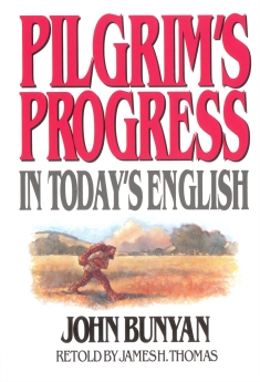 Pilgrim's Progress in Today's English Book Cover