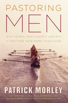 Pastoring Men Book Cover