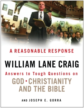 A Reasonable Response Book Cover