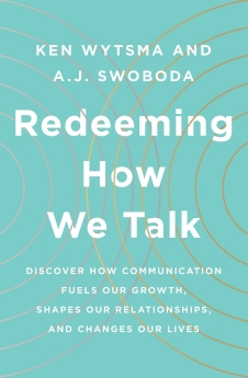 Redeeming How We Talk Book Cover