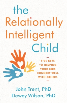 The Relationally Intelligent Child Book Cover
