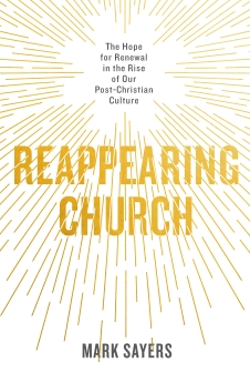 Reappearing Church Book Cover