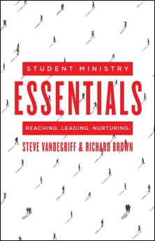 Student Ministry Essentials Book Cover