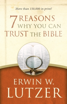 7 Reasons Why You Can Trust the Bible Book Cover