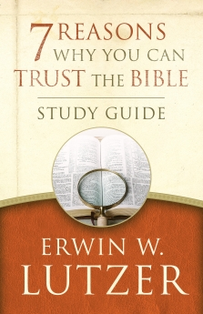 7 Reasons Why You Can Trust the Bible Study Guide Book Cover