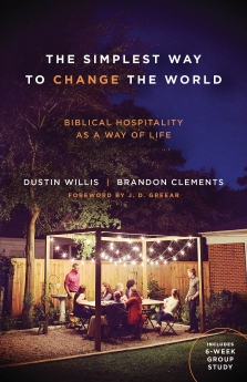 The Simplest Way to Change the World Book Cover