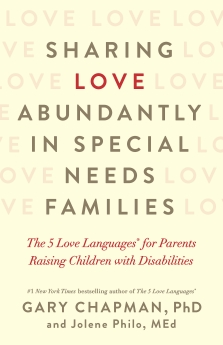 Sharing Love Abundantly in Special Needs Families Book Cover