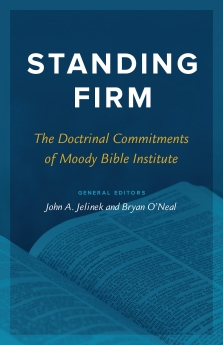 Standing Firm Book Cover