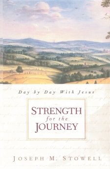 Strength for the Journey Book Cover