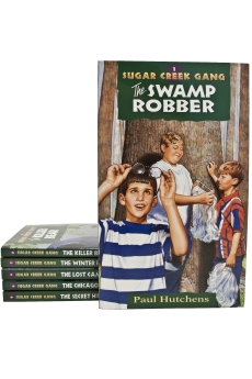 Sugar Creek Gang Set Books 1-6 (shrinkwrapped set)