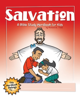 Salvation: A Bible Study Wordbook for Kids