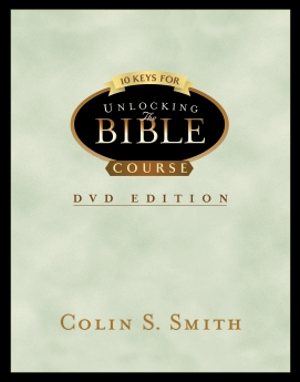 10 Keys for Unlocking the Bible DVD Pkg