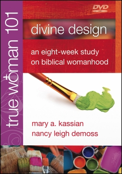 True Woman 101 DVD: Divine Design - An Eight-Week Study on Biblical Womanhood (True Woman)