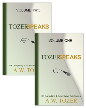 Tozer Speaks: Two-Volume Set