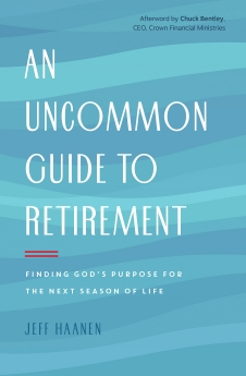 An Uncommon Guide to Retirement Book Cover