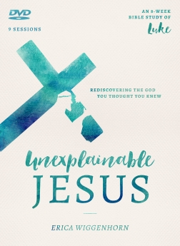 Unexplainable Jesus DVD