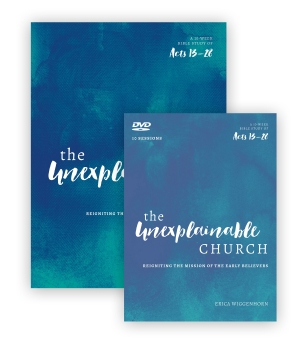 The Unexplainable Church DVD Study Pack