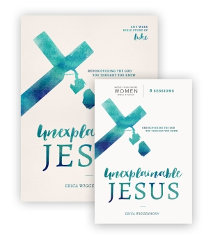Unexplainable Jesus DVD Study Pack