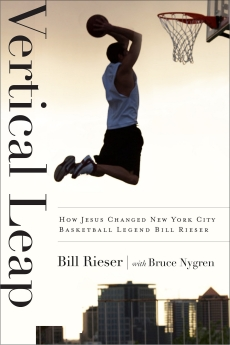 Vertical Leap Book Cover
