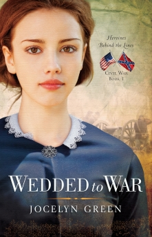 Wedded to War Book Cover