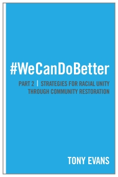 We Can Do Better: Strategies for Racial Unity through Community Restoration (Part 2)