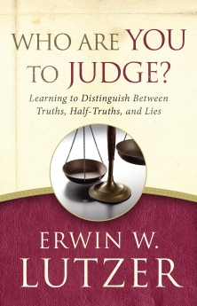 Who Are You to Judge? Book Cover