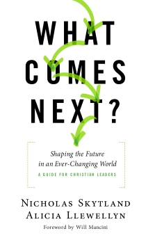 What Comes Next? Book Cover