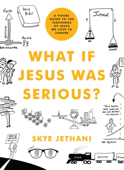 What If Jesus Was Serious? Book Cover