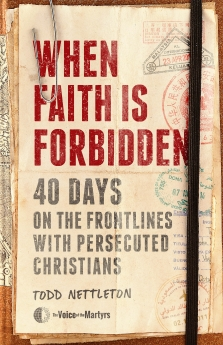 When Faith Is Forbidden Book Cover