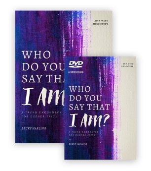 Who Do You Say That I AM? DVD Study Pack