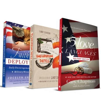 Military and Marriage Book Bundle