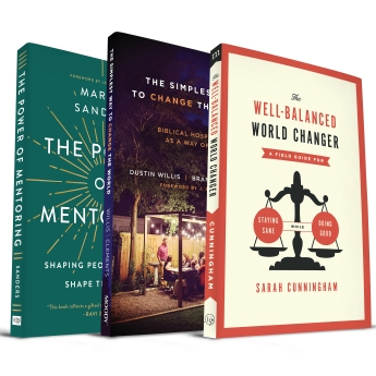 World Changers Book Bundle