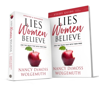 Lies Women Believe + Study Guide - Buy 1 Get 1