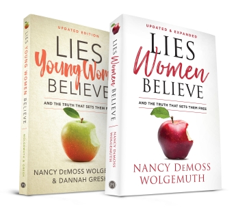 Lies Women Believe + Lies Young Women Believe - Buy 1 Get 1