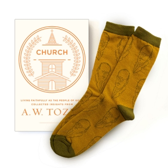 "Tozer ""Church"" + Socks"