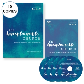 The Unexplainable Church Bible Study Starter Kit