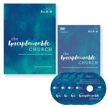 The Unexplainable Church Leader Kit
