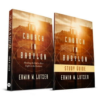 Church in Babylon Book + Study Guide Set