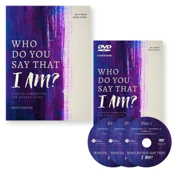 Who Do You Say That I AM? LEADER KIT